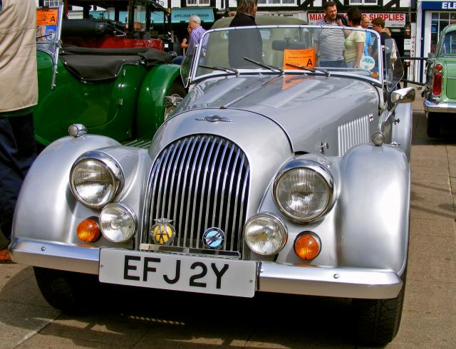 Morgan 4/4 Two-Seater and Four-Seater 1983 model