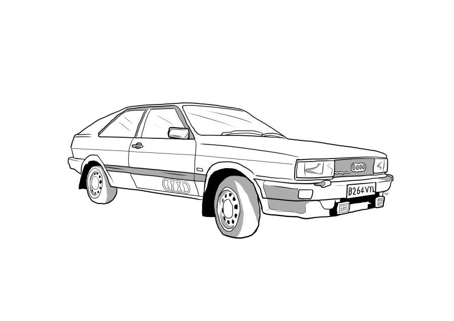 Drawing of B264VYL