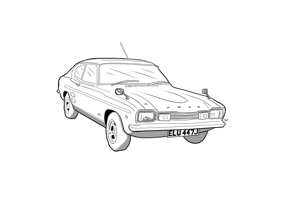 Drawing of ELU447J
