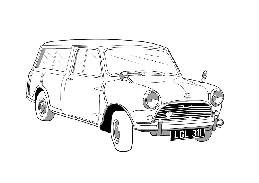 Drawing of LGL311