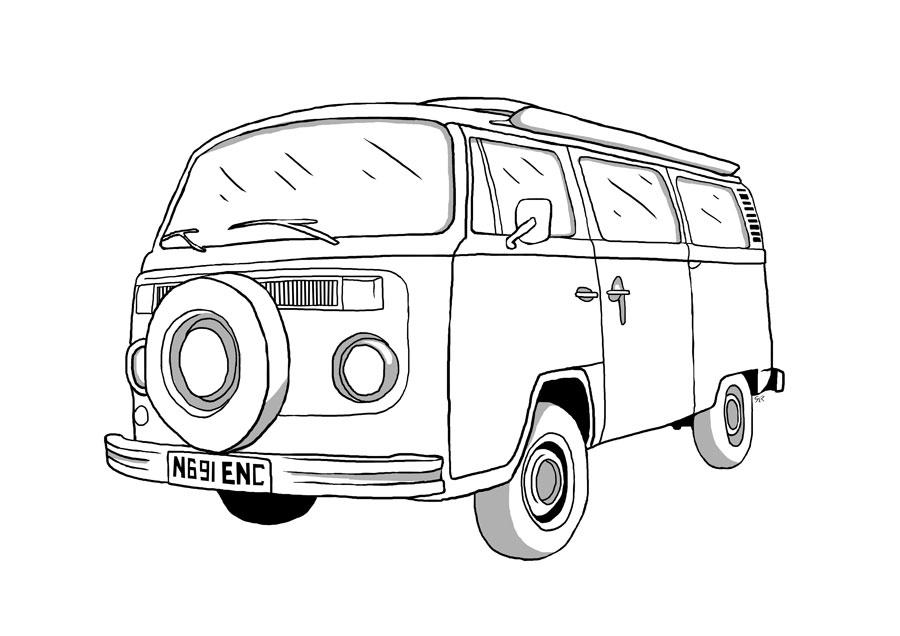 Drawing of N691ENC