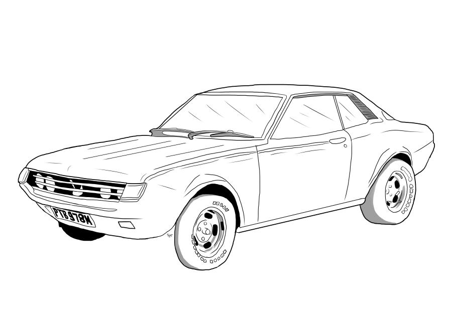 Drawing of PTB978M