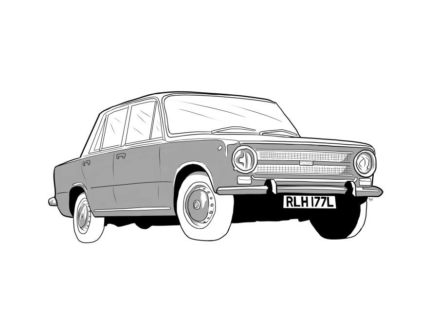 Drawing of RLH177L