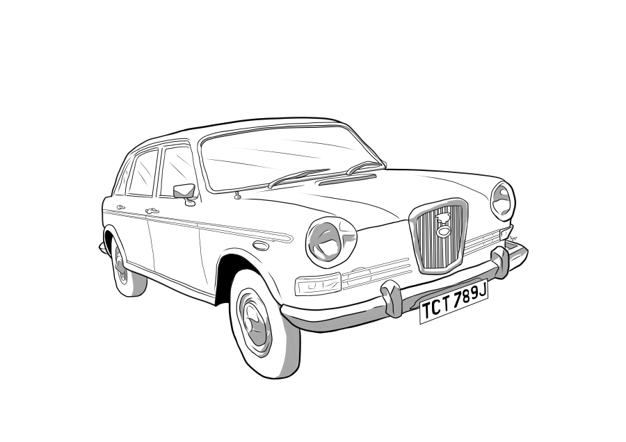 Drawing of TCT789J