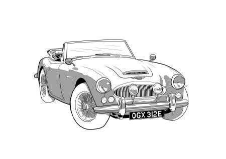 The registration number plate archive for UK vehicles