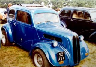 Ford Popular, 52AVX