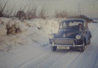 Morris Minor, 691CWC