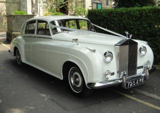Rolls-Royce Silver Cloud, 725AYW