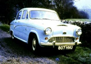 Austin A55 Cambridge, 807HNU