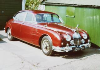 Jaguar MK, 828FGU
