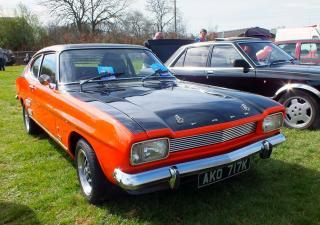 Ford Capri, AKO717K