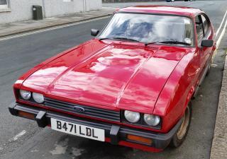 Ford Capri, B471LDL