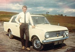 Vauxhall Nova, BNF156C