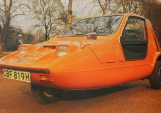 Bond Bug, CBF819H