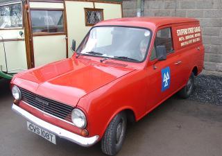Vauxhall Viva, CVS108T