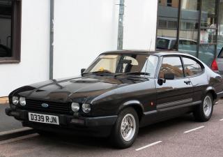 Ford Capri, D339RJN