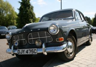 Volvo Amazon/122, DJY475C