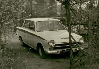 Ford Cortina, DOC900C