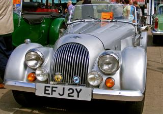 Morgan 4/4 Two-Seater and Four-Seater, EFJ2Y