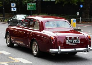 Rolls-Royce Silver Cloud, EGF235B