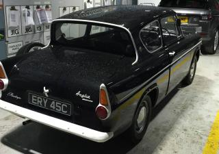 Ford Anglia, ERY45C