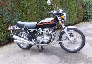 Honda CB, FPP923T