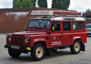 Land Rover 110, G776DRU