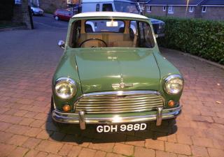 Morris Mini Minor, GDH988D