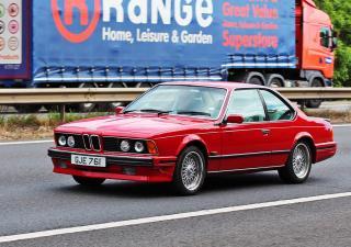 BMW 635, GJE761