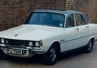 Rover P6 (2000/2200/3500), HPJ751N