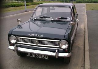 Vauxhall Viva, JLB356D
