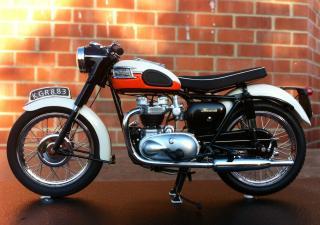 Triumph Bonneville, KGR883