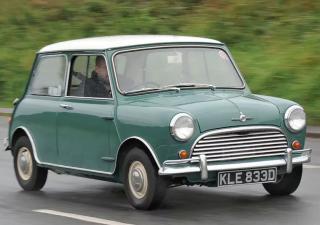 Mini Cooper, KLE833D