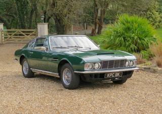 Aston Martin DBS, KPC8K