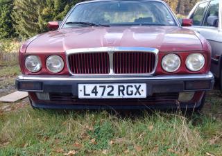 Jaguar XJ6, L472RGX