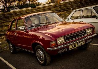 Austin Allegro, LEW302P