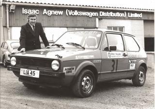 Volkswagen Golf, LIA45