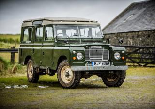 Land Rover 109, MJP936W