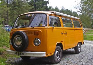 Volkswagen T2, N691ENC