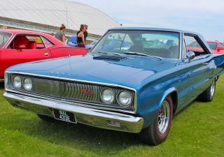 Dodge Coronet, NAL433E