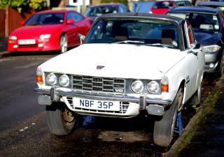 Rover P6 (2000/2200/3500), NBF35P