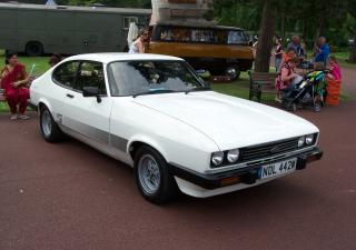 Ford Capri, NDL442W