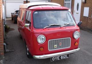 Fiat 850, OYE612L