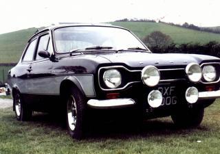 Austin Mini, P460FJB