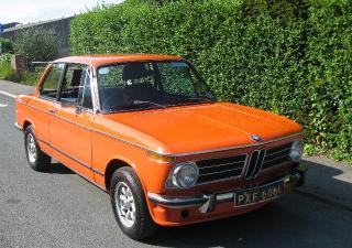 BMW 2002, PXF606L
