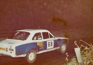 Ford Escort, RBF505J