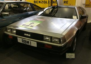 DeLorean DMC, RBM1