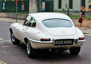 Jaguar E-Type, RCD148G