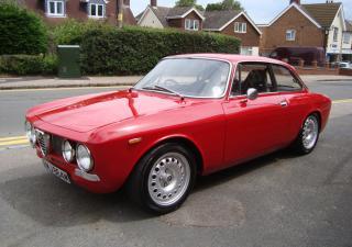 Alfa Romeo Giulia, RMJ864M