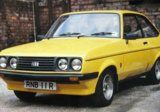 Ford Escort, RNB11R